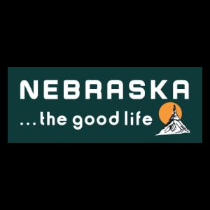 Nebraska Good Life Sticker