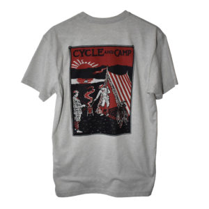 Cycle and Camp T-Shirt