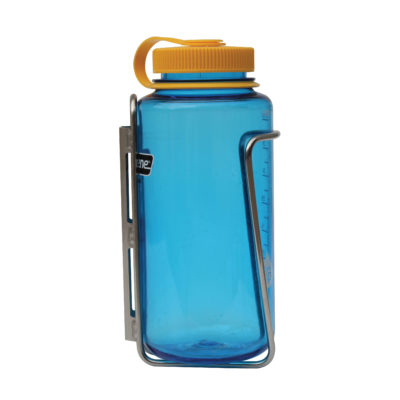 Nalgene in LiterCage Side View
