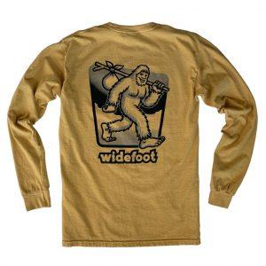 Widefoot Hiking Long Sleeve T-shirt